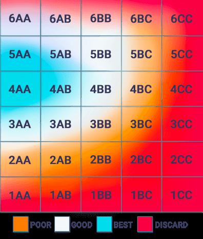 blastocyst quality scores