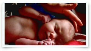 USA surrogacy baby
